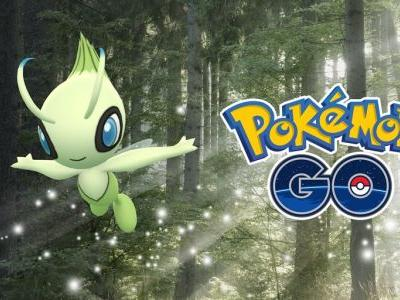 Celebi Quest Hits Pokemon Go Next Week