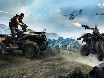 Call of Duty: Black Ops 4's Blackout Mode Getting Custom Games Next Week
