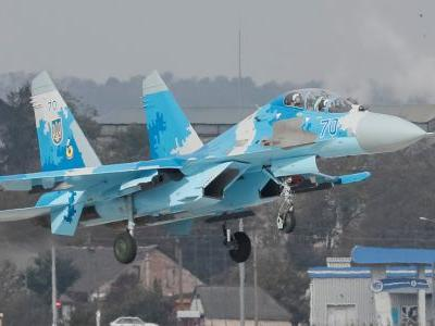 Deadly fighter jet crash in Ukraine appears to have claimed the life of a US pilot