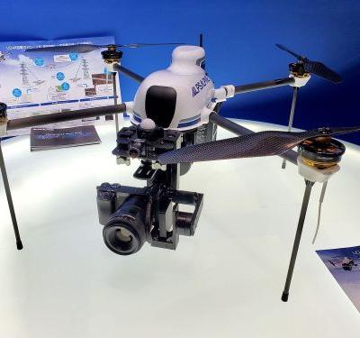 PG&E Should Try This ALPS Drone For Fully Automated Power Grid Inspections