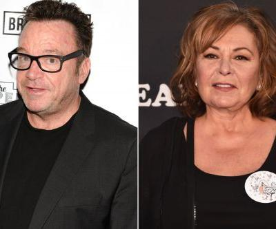 Tom Arnold claims Roseanne Barr wanted show canceled