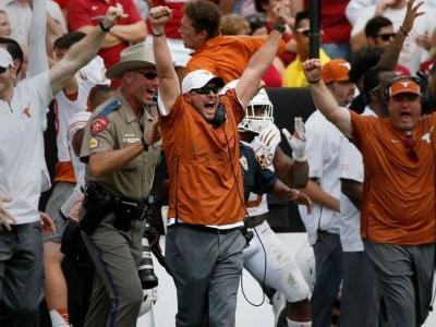 Texas-West Virginia live updates: Can Longhorns beat Mountaineers to stay atop the Big 12?