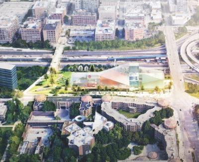 OMA/KOO Chosen to Design Chicago Center for Arts