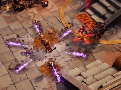 The relatively new Torchlight III is now on Xbox Game Pass