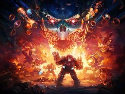 Mothergunship Launches Today for PS4, Xbox One, and PC