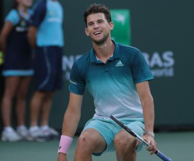 Surprise, surprise! Dominic Thiem takes down Roger Federer in Indian Wells final