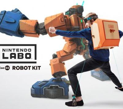 Nintendo Labo: here's every good, bad and asshole opinion about Nintendo's new cardboard toys you'll see today