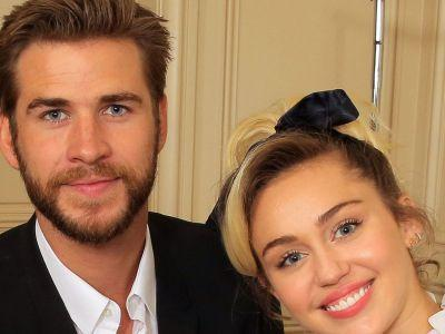 Miley Cyrus & Liam Hemsworth Aren't Really Wedding Planning