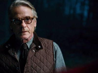 Jeremy Irons Describes His Alfred as a Hero with a Small 'h'