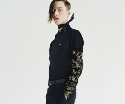 Dior Homme Releases Fall 2018 Gold Capsule Collection
