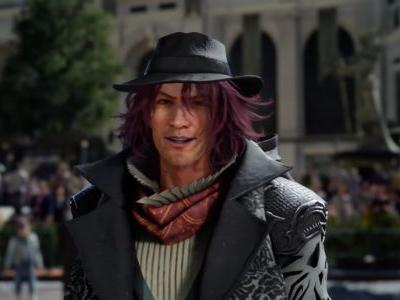Final Fantasy XV: Episode Ardyn releases this March