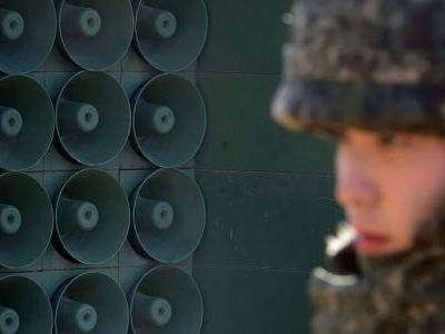 North and South Korea are turning down the volume on their fiery rhetoric toward each other