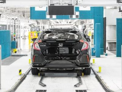 Honda Will Close Its UK And Turkish Factories As It Goes Electric