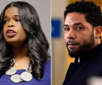 Kim Foxx received 'racially charged' death threats after Smollett charges were dropped