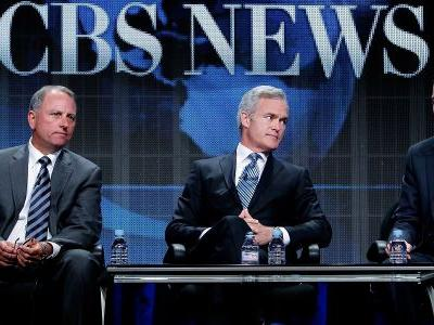 CBS announces News President David Rhodes is headed for the exit after year of troubles