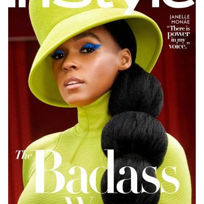 Follow Janelle Monáe's Lead With the Best Summer Hairstyle For Extreme Heat