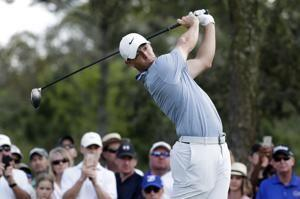McIlroy, Fleetwood share lead at Players Championship