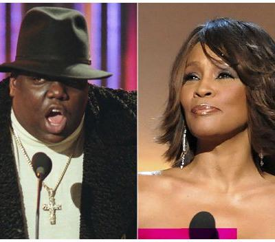Whitney Houston, Notorious B.I.G. among nominees for 2020 Rock and Roll Hall of Fame induction