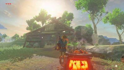 Nintendo confirms that Zelda: Breath of the Wild hits Wii U at the same time as Switch