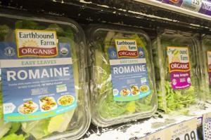 Lettuce rejoice romaine is available once again, just pay attention to where it was grown