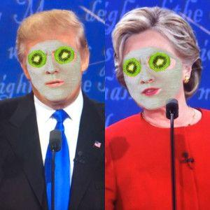 Why DebateMasking Tonight Is the Solution to Your Election-Induced Expression Lines
