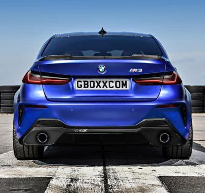 New BMW M3 To Get Manual Offering