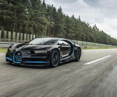 Bugatti Chiron Will Not Attempt Top Speed Record