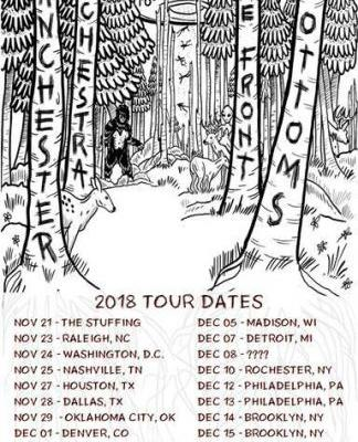 Manchester Orchestra and The Front Bottoms announce co-headlining tour *