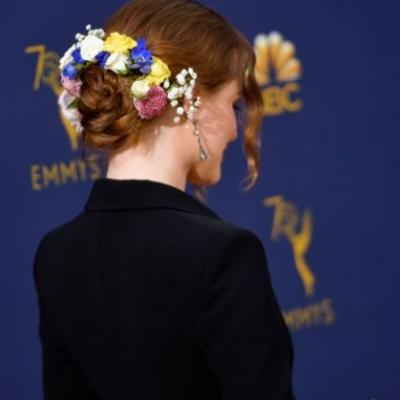 The Biggest 2018 Emmys Hair Trend Outshone Even The Most Dazzling Of Dresses