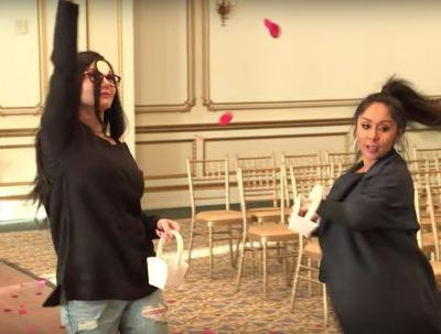 This New 'Jersey Shore Family Vacation' Season 2 Trailer Show's The Situation's Wild Wedding