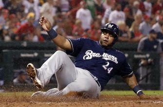 Brewers beat Cardinals 6-4 to open 3-game wild-card lead