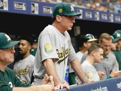 A's extend manager Bob Melvin, VP Billy Beane and GM David Forst