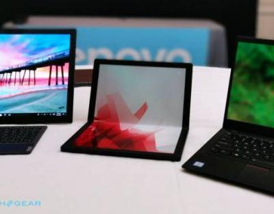 Lenovo ThinkPad X1 foldable teases future of ultraportable laptops