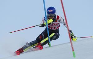 Shiffrin wins season-opening World Cup slalom by huge margin