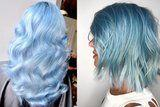 """It May Be Summer, But This Arctic Hair Color Will Have You Saying """"What Music Festival?"""""""