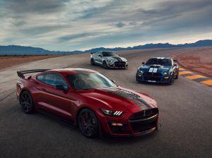 2020 Ford Mustang Shelby GT500 Is The Most Powerful Ford Ever