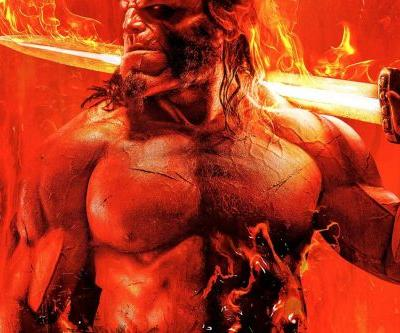 Watch the first trailer for the Hellboy reboot