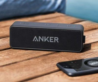 Anker's water-resistant SoundCore 2 is just $30 today, the lowest price yet for this Bluetooth speaker