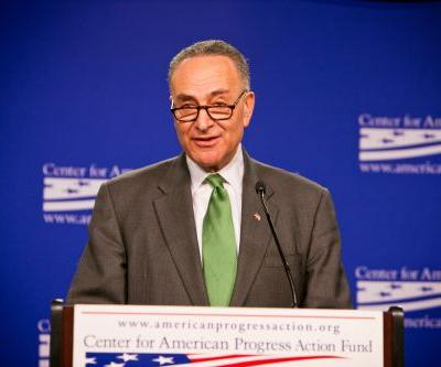 Chuck Schumer Receiving $500k Donation From Pro-Illegal Alien Group Just Before Vote Is Fake News