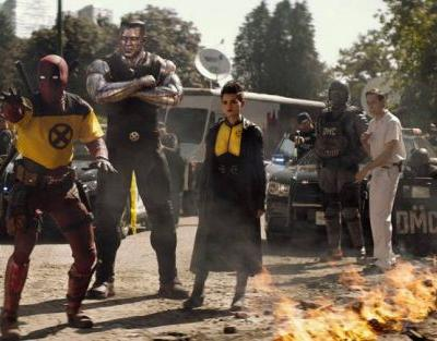 New Deadpool 2 TV Spot and Photo Released