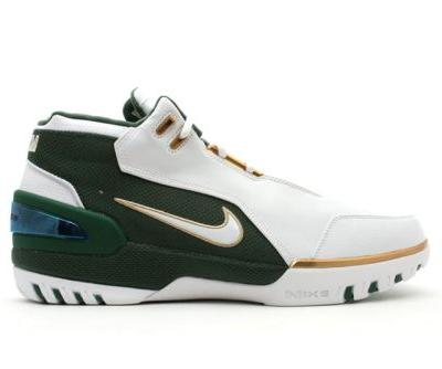 """LeBron's Nike Air Zoom Generation """"SVSM"""" Will Release in 2018"""
