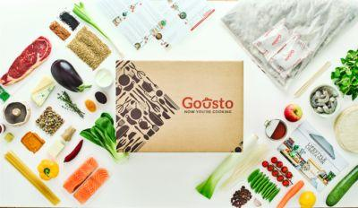 Gousto, the UK cook-at-home recipe kit service, serves up further £10M in funding
