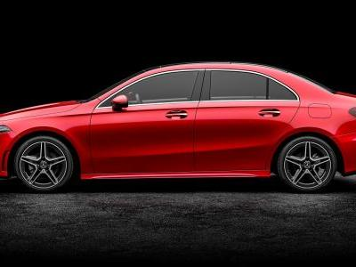 The Difference Between The Mercedes A-Class Sedan And The Upcoming CLA