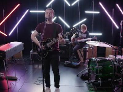 Watch Animal Flag Play Rearranged Void Ripper Songs In Stereogum Session