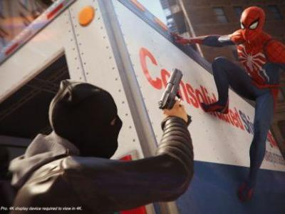 UK Sales Chart: Tomb Raider Is in Spider-Man's Shadow