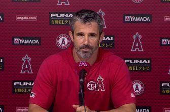 After the Angels 4th straight win, Brad Ausmus reflects on who has stepped up how he feels about the recent Halo success