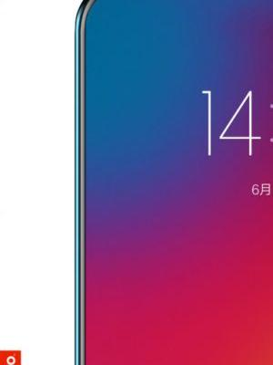 Lenovo teases a slick, all-screen smartphone that doesn't have a notch