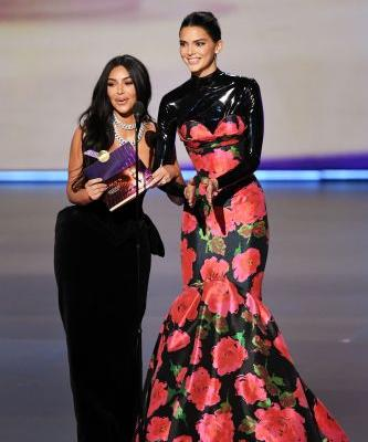 Kim Kardashian & Kendall Jenner Were Laughed At During The Emmys & OMG