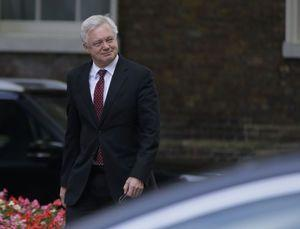 The Latest: May briefs Cabinet to reboot Brexit talks