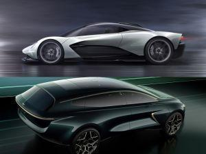 Aston Martin Set To Build Mid-engined Supercars All-electric SUV